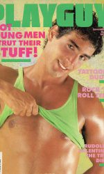 PLAYGUY Magazine (November 1988) Gay Pornographic Magazine